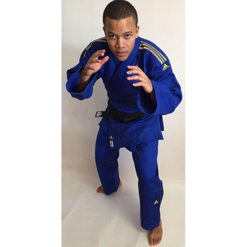 judogi adidas j930 bianco ijf approved
