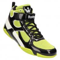 Scarpe da boxe Buddha One dark neo yellow