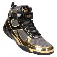 Scarpe da boxe Buddha One dark gray / gold