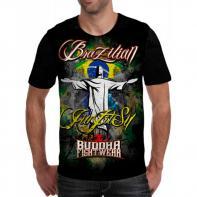 Maglietta  Buddha BJJ