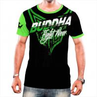 Maglietta Buddha Green X