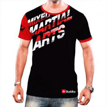 Maglietta Buddha MMA X