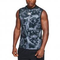 Camicia da boxe Leone Camouflage grey