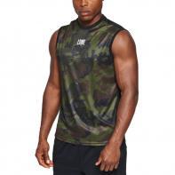 Camicia da boxe Leone Camouflage green