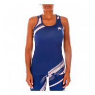 Rapid Fitness Venum Camicia Donne Navy Blue/Coral