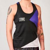 Camicia Donne Leone Fighter Life