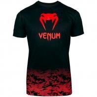 Maglietta Venum Classic black/red