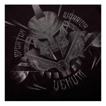 Maglietta Venum Gladiator Nero Matte