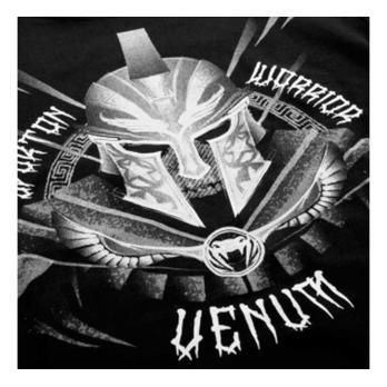 Maglietta Venum Gladiator Nero Bianco Kids