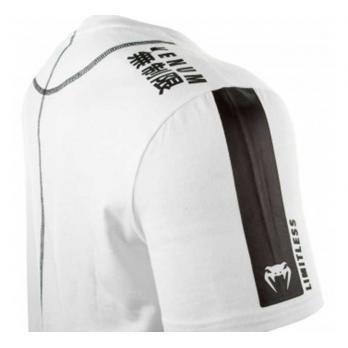 Maglietta Venum Limitless bianco