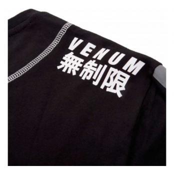 Maglietta Venum Limitless  Nero