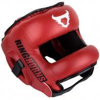Casco boxe Venum Ringhorns Nitro red By Venum