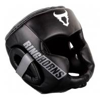 Casco boxe Venum Ringhorns Charger nero By Venum