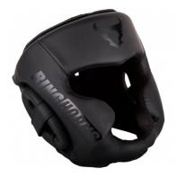 Casco boxe Venum Ringhorns Charger nero Matte By Venum