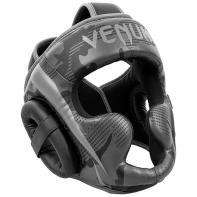 Cascoboxe  Venum Elite Black / Dark Camo