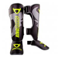 Paratibie Ringhorns Charger Black Neo Yellow By Venum