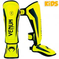 Paratibie Venum Kids Elite neo yellow
