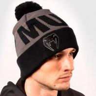Venum Elite Beanie with pompom Grey/Black
