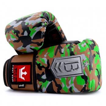 Guantoni da boxe Buddha  Army Green Classic