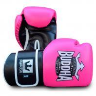 Guantoni da boxe Buddha Colors pink