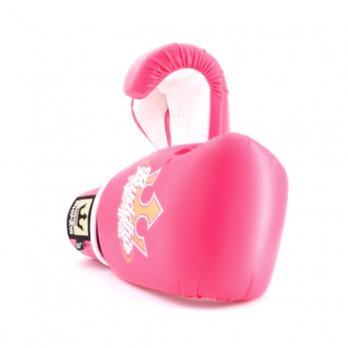 Guantoni da boxe Buddha Fight X  rosa