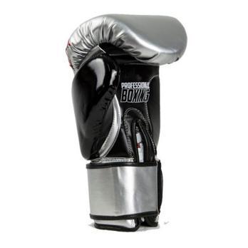 Guantoni da boxe Buddha Millenium silver