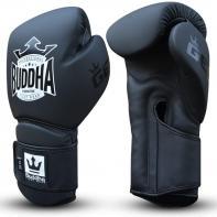 Guantoni da boxe Buddha Pro Gel black / black