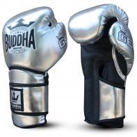 Guantoni da boxe Buddha Pro Gel silver
