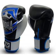 Guantoni da boxe Buddha Scorpion Blu nero