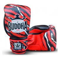 Guantoni da boxe Buddha Stich nero / rosso Kids
