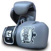 Guantoni da boxe Buddha Top Fight grey