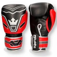 Guantoni da boxe Buddha Future black/red