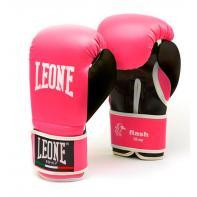 Guantoni Da Boxe Leone Flash Pink Kids