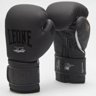 """Guantoni da boxe Leone  GN059 """"Black&White"""" nero"""