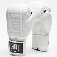 Guantoni da boxe Leone Maori white