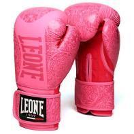 Guantoni da boxe Leone Maori  pink