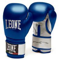 Guantoni da boxe Leone Smart azzurro