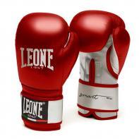 Guantoni da boxe Leone Smart rosso