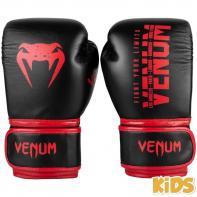 Guantoni da boxe Kids Venum Signature red
