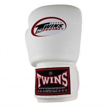 Guantoni da boxe Twins BGVL 3 bianco