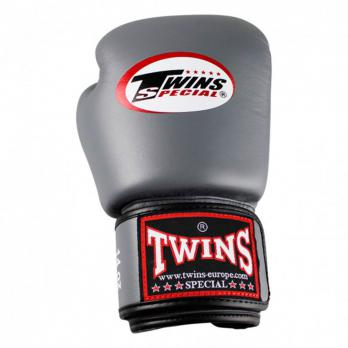 Guantoni da boxe Twins BGVL 3 grey