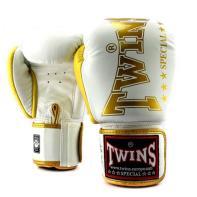 Guantoni da boxe Twins BGVL 8 bianco