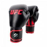 Guantoni da boxe UFC Muay Thai Style black/red