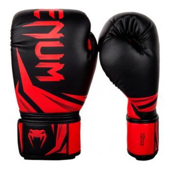 Guantoni da boxe Venum Challenger 3.0 Nero rosso