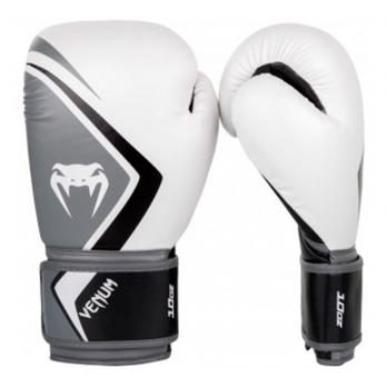 Guantoni da boxe Venum Contender 2.0 White / Black-Grey