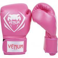 Guantoni da boxe Venum Contender bambino Pink