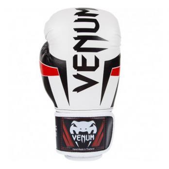 Guantoni da boxe Venum Elite bianco