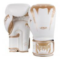 Guantoni da boxe Venum  Giant 3.0 Bianco / Oro