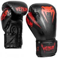 Guantoni da boxe Venum Impact black/red