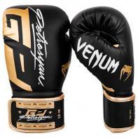 Guantoni da boxe Venum Petrosyan black/gold